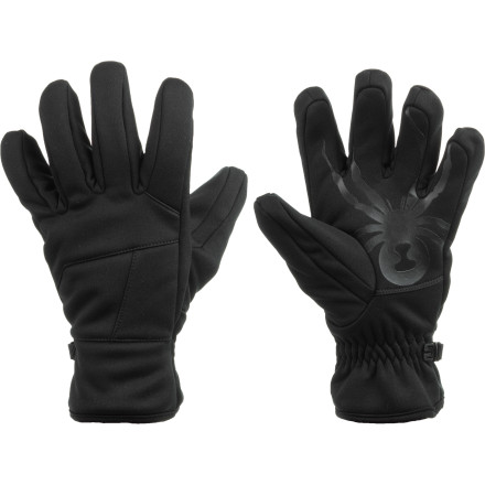 photo: Spyder Boys' Facer Windstop Glove soft shell glove/mitten