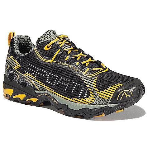 photo: La Sportiva WildKid trail shoe