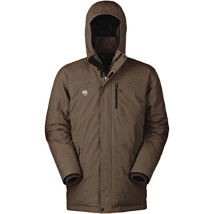 photo: Mountain Hardwear Downtown Coat down insulated jacket