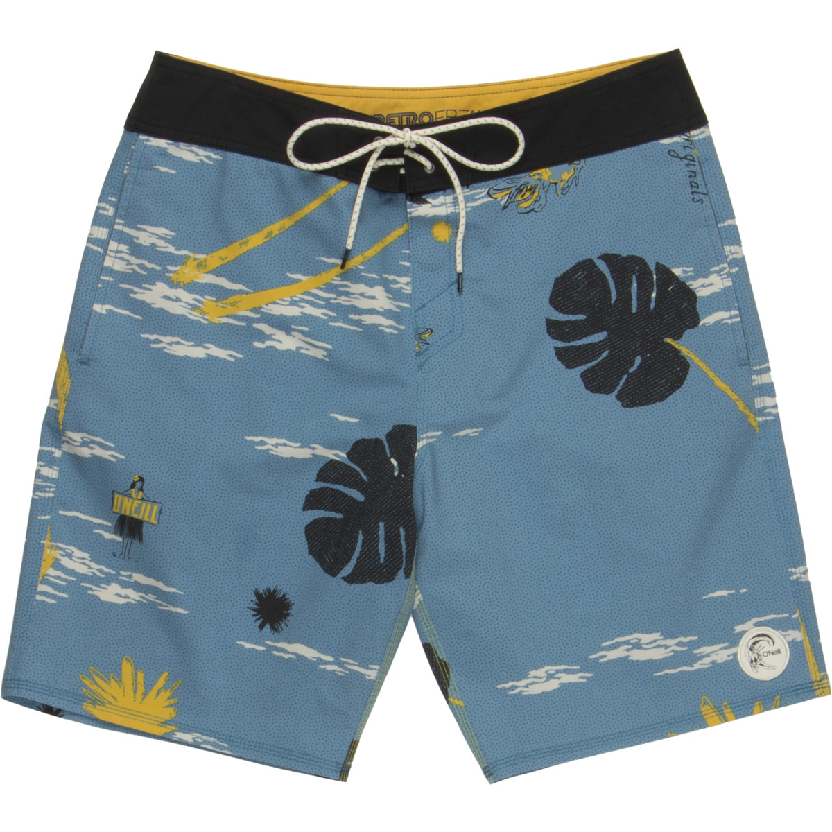 O'Neill Vibed Out Board Short