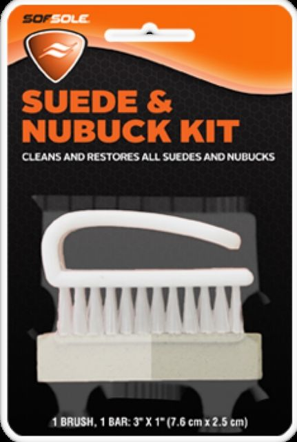 photo: Sof Sole Suede & Nubuck Kit footwear cleaner/treatment