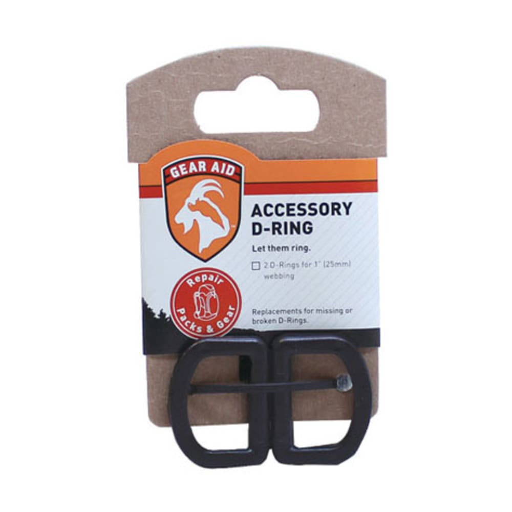 photo: Gear Aid D-Ring gear care/maintenance product