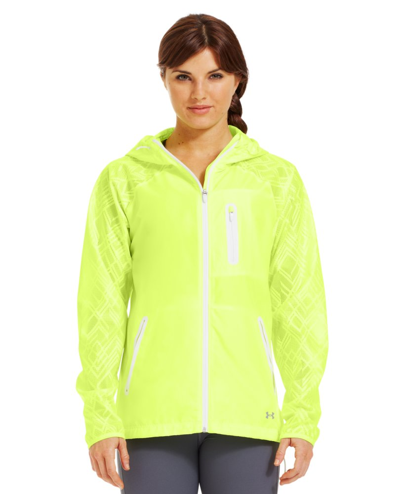 Under Armour Qualifier Lace Jacket