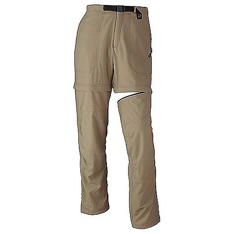 Mountain Hardwear Convertible Pack Pant