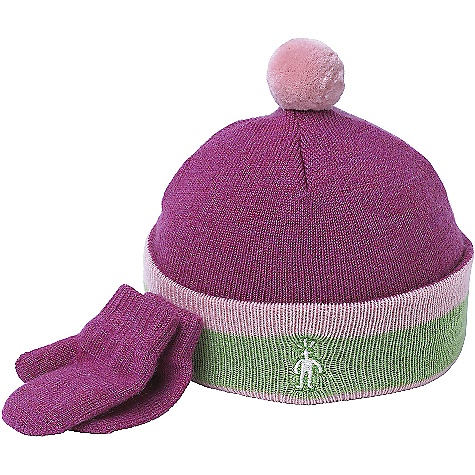 Smartwool Infant/Toddler Hat and Mitten Set