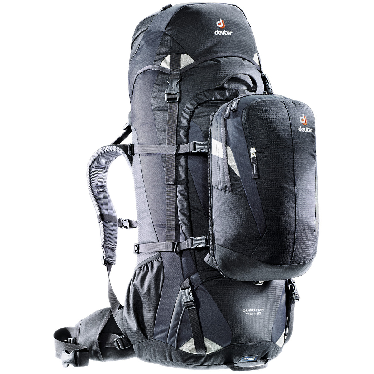 photo: Deuter Quantum 70+10 weekend pack (50-69l)