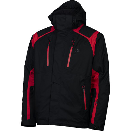 photo: Spyder Men's Avenger Jacket snowsport jacket