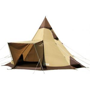 photo of a Ogawa warm weather tent