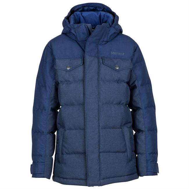 photo: Marmot Boys' Fordham Jacket down insulated jacket