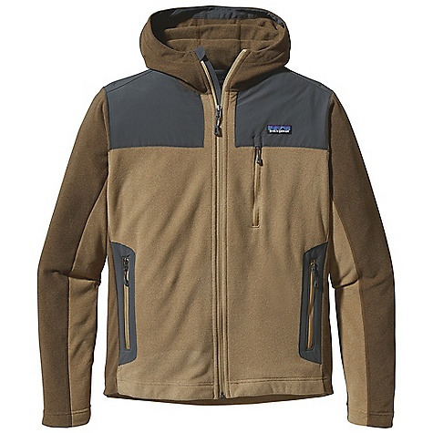 photo: Patagonia Cedars Hoody fleece jacket