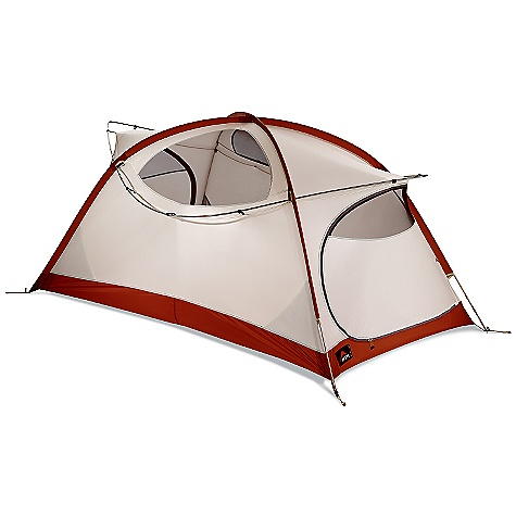 photo: MSR Elbow Room 2P three-season tent