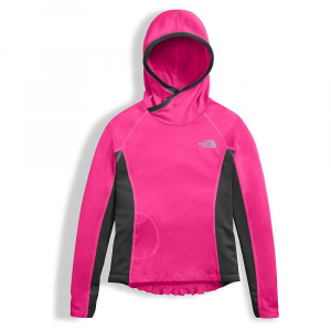 photo: The North Face Girls' Reactor Hoodie long sleeve performance top