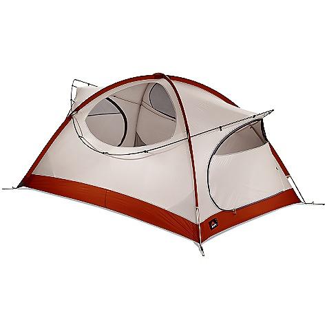 photo: MSR Elbow Room 3P three-season tent