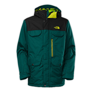 The North Face Rufus Insulated Jacket
