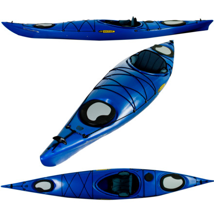 photo: Native Watercraft Inuit 13.5 touring kayak