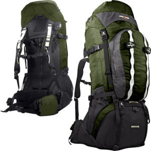 photo of a Cerro Torre expedition pack (4,500+ cu in)