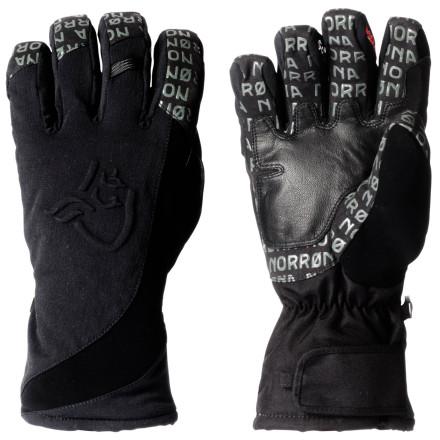 photo: Norrona Narvik Gore-Tex Insulated Glove insulated glove/mitten