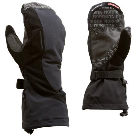 photo: Norrona Narvik Gore-Tex Mitten waterproof glove/mitten