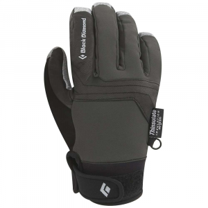 Black Diamond Soloist Finger Mitts Review