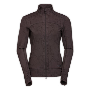 The North Face Tadasana VPR Rose Full-Zip