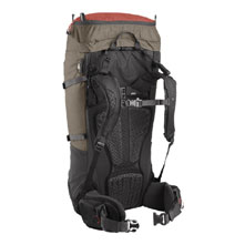 photo: The North Face El Lobo 60 weekend pack (3,000 - 4,499 cu in)