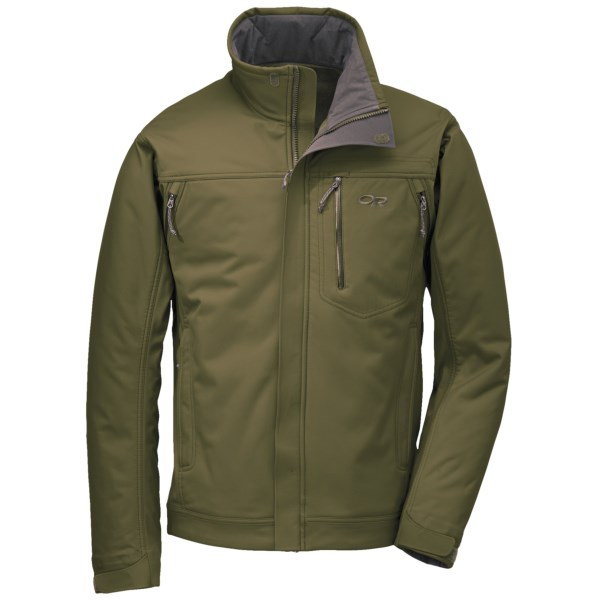 photo: Outdoor Research Aspect Jacket soft shell jacket