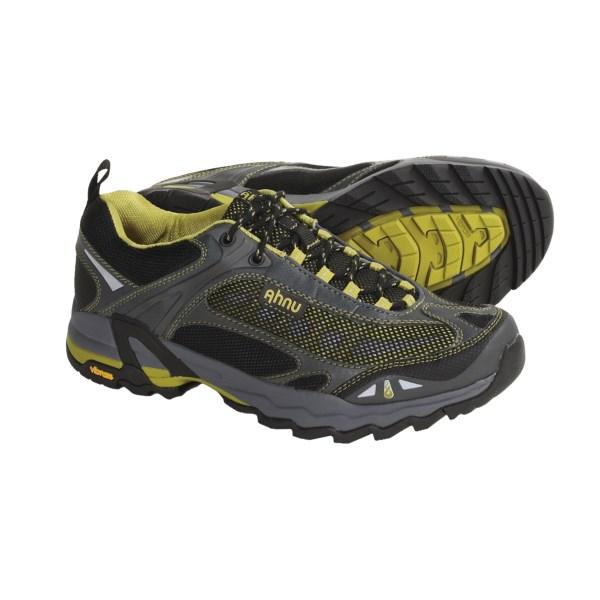 photo: Ahnu Firetrail trail running shoe
