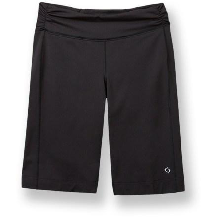 photo: Moving Comfort Fearless Bermuda Shorts active short