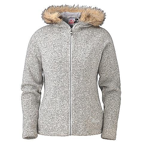 photo: Marker Jade Hoodie fleece jacket