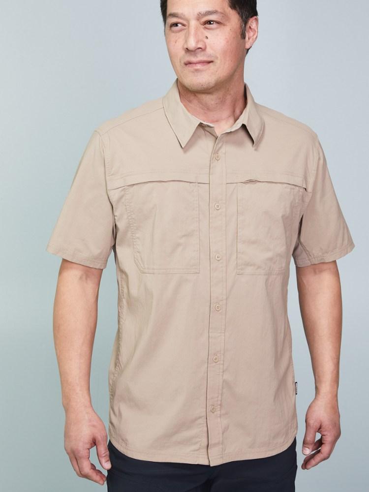 REI Sahara Solid Shirt