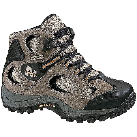 photo: Merrell Chameleon Waterproof Mid hiking boot