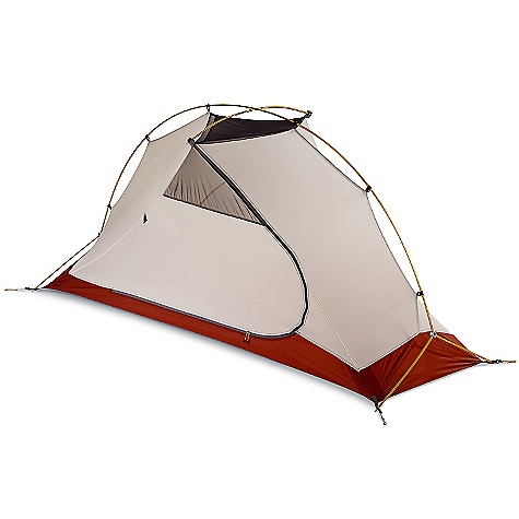 photo: MSR Hubba HP three-season tent