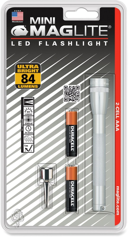 Maglite LED Flashlight 2-D Cell