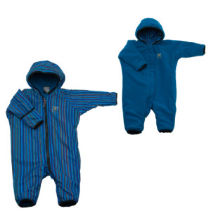 photo: Outside Baby 2 Layer Windproof Bunting kids' snowsuit/bunting