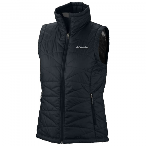 photo: Columbia Mighty Lite III Vest synthetic insulated vest