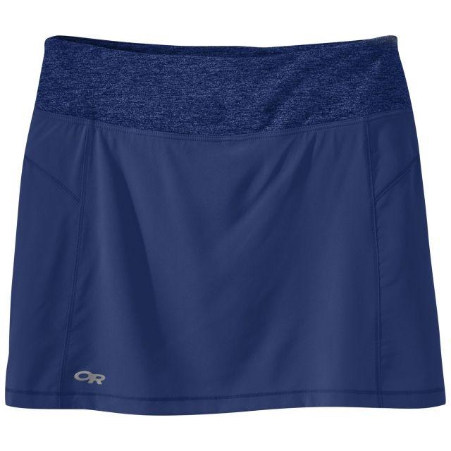 photo: Outdoor Research Peregrine Skort running skirt