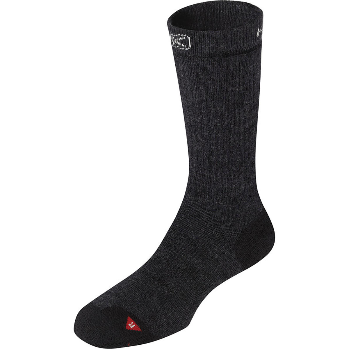 photo: Keen Men's North Country Lite Crew Sock hiking/backpacking sock