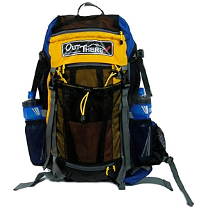 photo of a OutThere daypack (under 2,000 cu in)