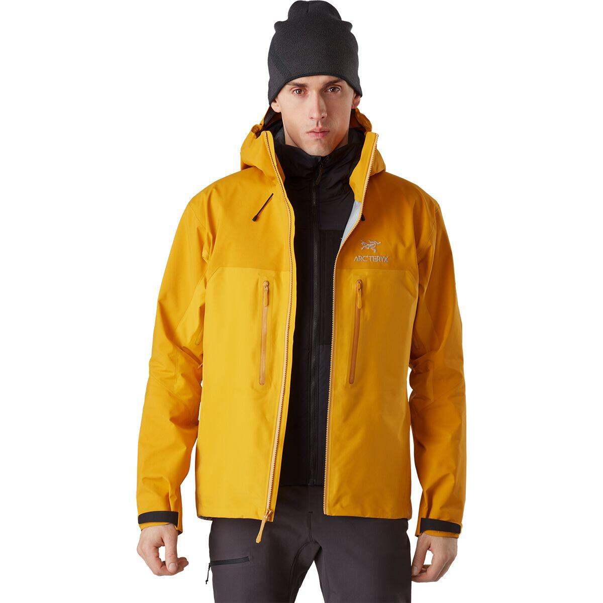 photo: Arc'teryx Alpha AR Jacket waterproof jacket