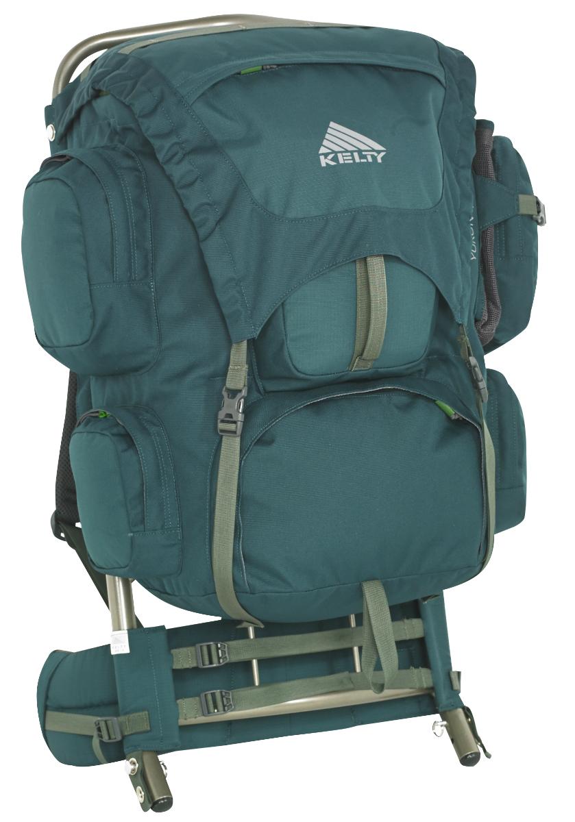 photo: Kelty Yukon 48 external frame backpack