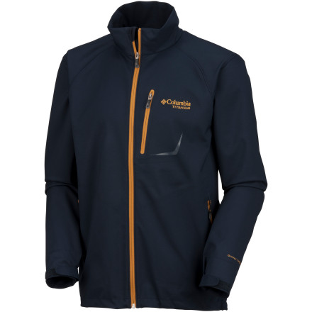 photo: Columbia Sawyers Creek Softshell soft shell jacket