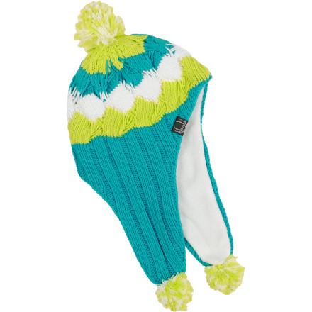 Spyder Bitsy Icicle Hat