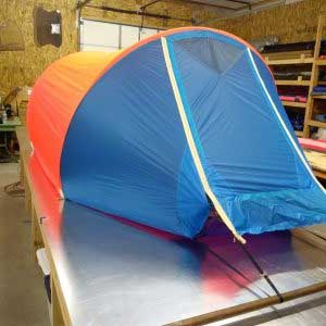 photo: Warmlite 3R four-season tent