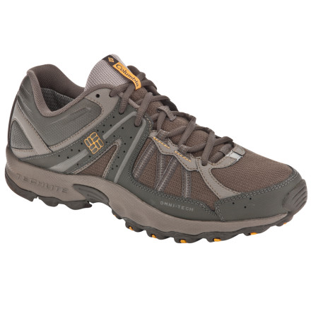 photo: Columbia Men's Switchback 2 Omni-Tech trail running shoe