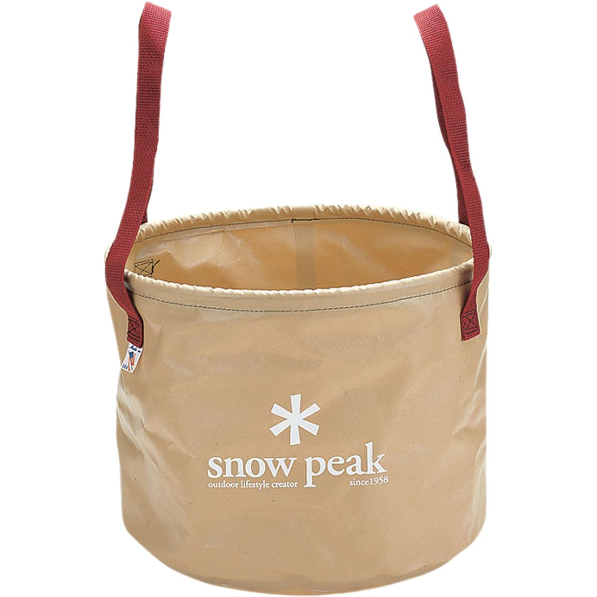 photo: Snow Peak Camping Bucket bucket/sink