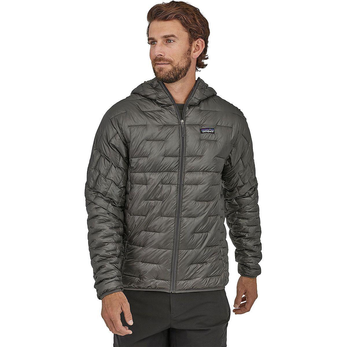 Patagonia Micro Puff Hooded Jacket