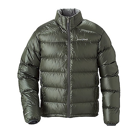 MontBell Alpine Light Down Jacket