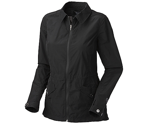photo: Mountain Hardwear Hoener Jacket wind shirt