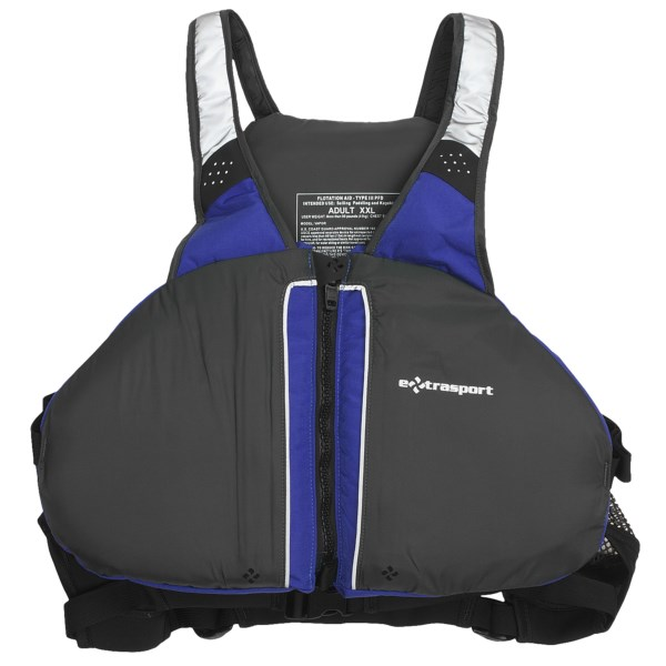 photo: Extrasport Ebb Type III life jacket/pfd