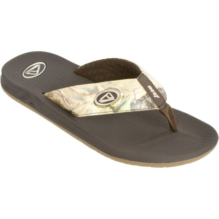 Reef Real Tree Phantom Sandal